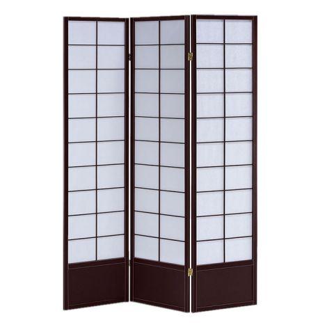 Shoji Wood Screen