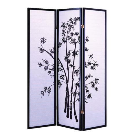 Bamboo Shoji Screen