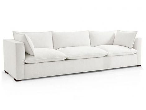 Organic Gaia 2 Arm Sofa