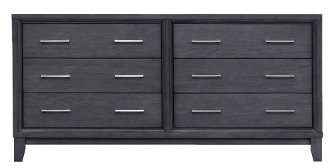 Cove Beach 6 Drawer Dresser