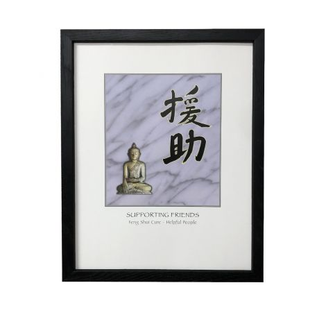 Art of Feng Shui Collection: Supporting Friends