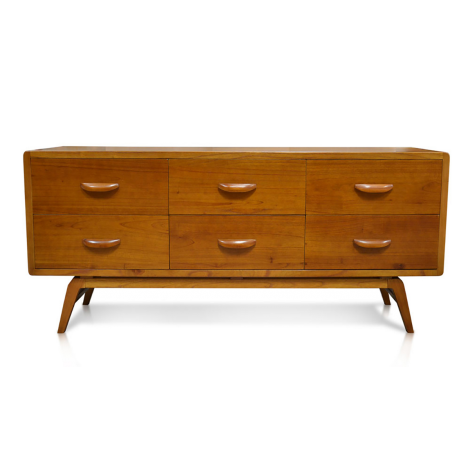 Tango 6-Drawer Dresser