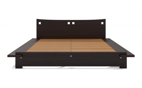 Tomaru Japanese Style Platform Bed