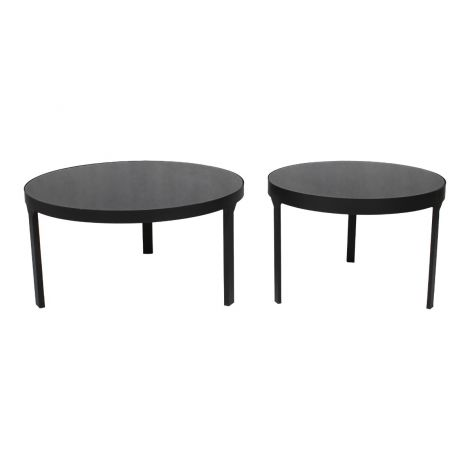 Cristiano Cocktail Tables- Set of 2