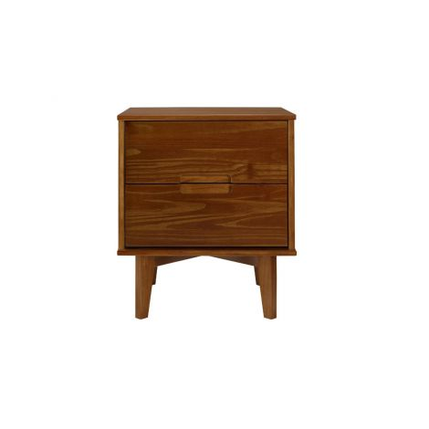 Bristol 2 Drawer Nightstand