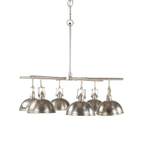 Artezia Industrial Multi-Light Chandelier