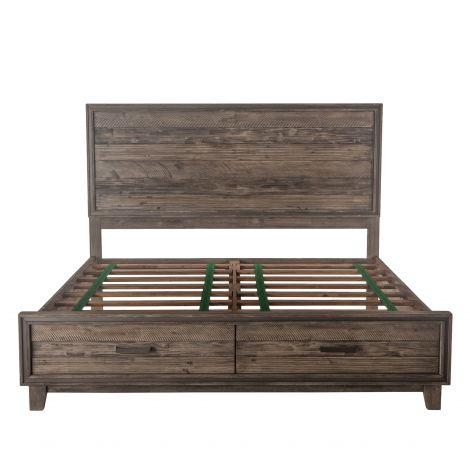 Beachwood Platform Bed
