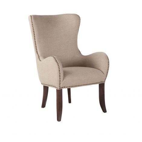 Garner Linen Armchair