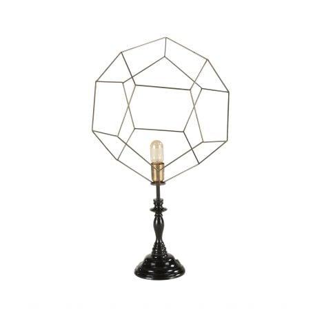 Nikola Abstract Sphere Table Lamp