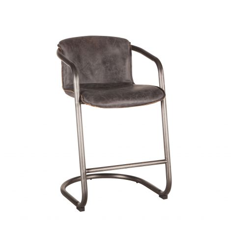 Chiavari Leather Counter Chair, Set of 2