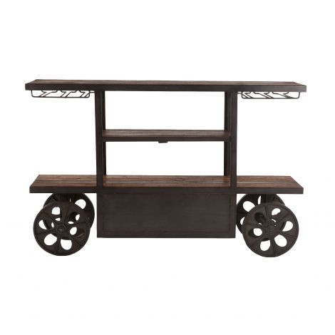 Paxton 66-Inch Bar Cart