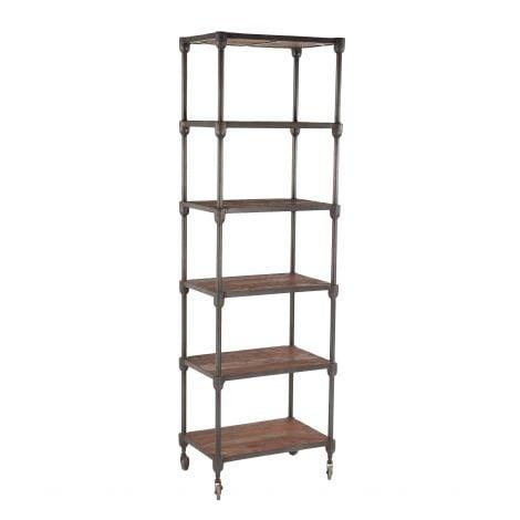Paxton Industrial Bookshelf