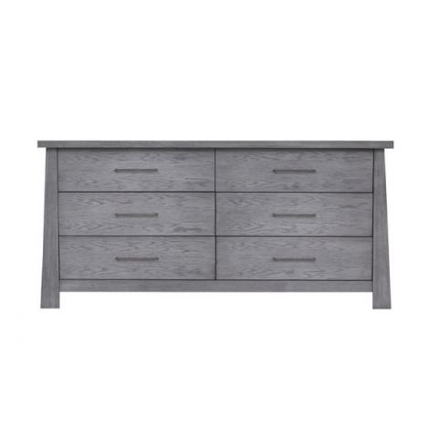 Hiro 6 Drawer Dresser