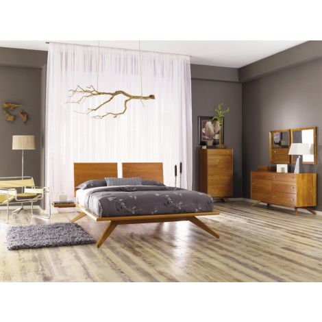 Astrid 2 Panel Headboard Bedroom Set