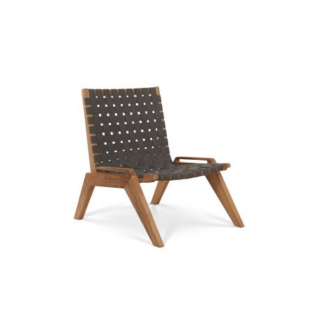 Draper Woven Chat Chair