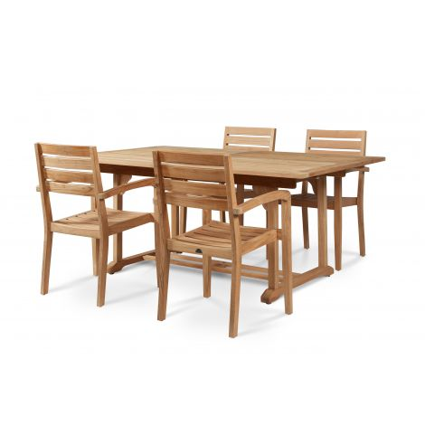 Venice Family Dining Set