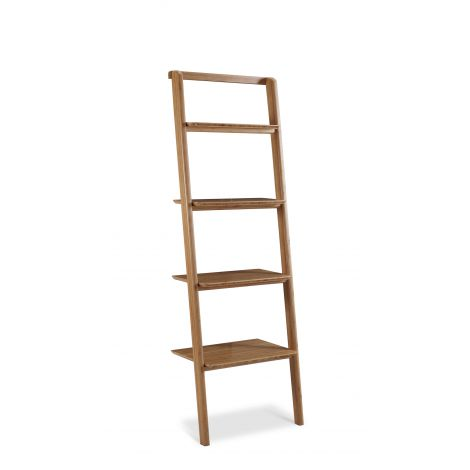 Currant Leaning Bookshelf