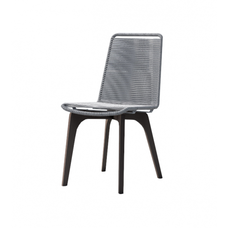 Laced Outdoor Dining Chair