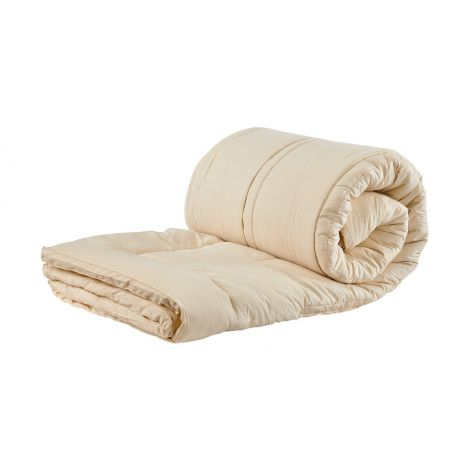 Natural Sleep Merino Wool Organic Mattress Topper
