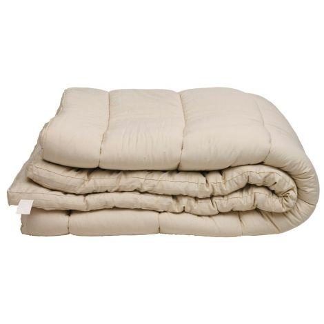 Natural Sleep Merino Wool Organic Mattress Topper