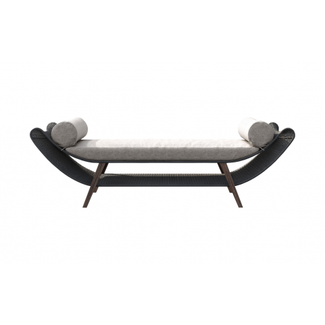 Reverie Outdoor Bench
