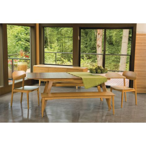 Currant Eco-Friendly Bamboo Dining Room Set