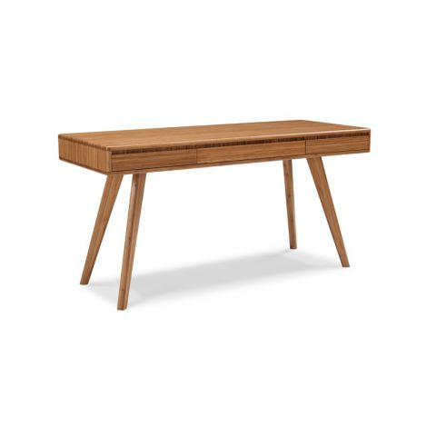 Currant Bamboo Writing Desk