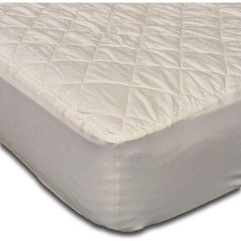 Natural Sleep Washable Wool Mattress Pad