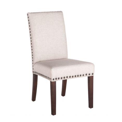 Bristol Linen Dining Chair, Set of 2