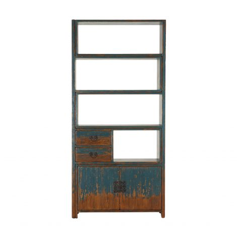 Biblioteche Adjustable Antique Bookshelf