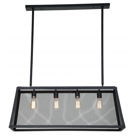 Element Industrial Mesh Chandelier
