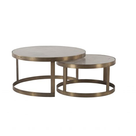 Leonardo Nesting Coffee Tables