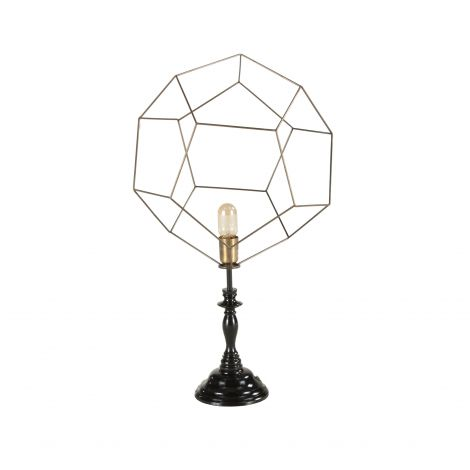 Nikola Abstract Sphere Table Lamp