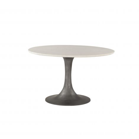 Palm Desert Dining Table with Pedestal Base