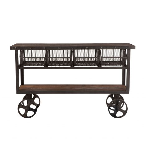 Paxton 60-Inch Utility Cart