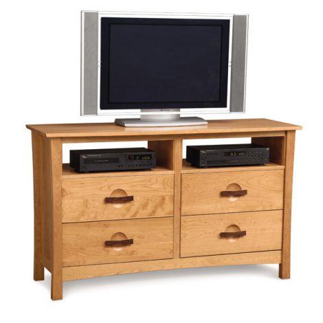 Slumber 4 Drawer Dresser & TV Organizer