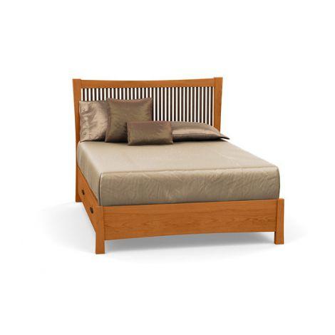 Slumber Storage Platform Bed