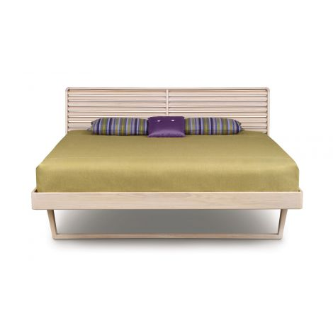 Contour Modern Platform Bed