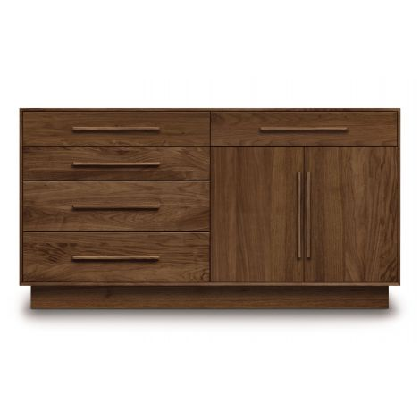 Moduluxe Two Door Dresser with Four Drawers