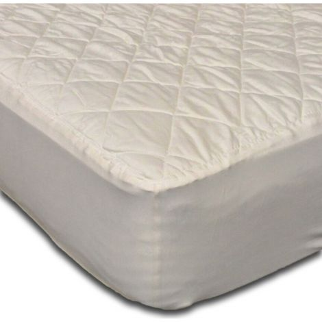 Natural Sleep Washable Wool Mattress Pad