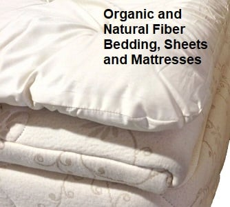 Organic, All-Natural Mattresses and Bedding Essentials