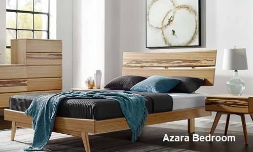 Bedroom Furniture - Azara Platform Bed