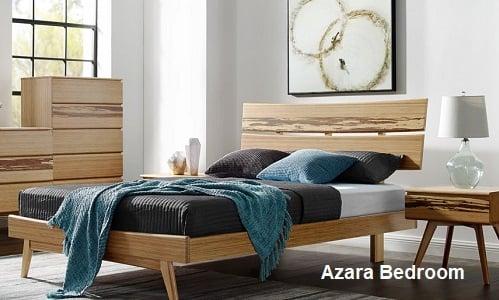 Bedroom Furniture - Azara Platform Bed