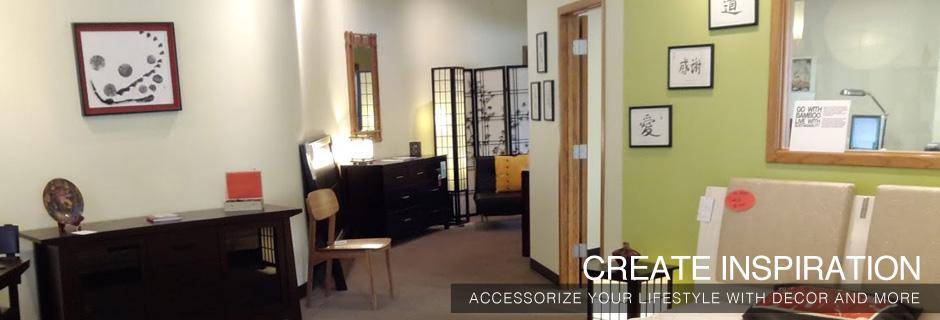 Haiku Designs Home Decor, Lighting, Accessories
