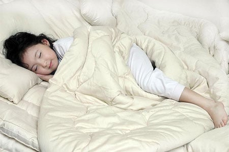 Natural and Organic Children's Bedding Available!