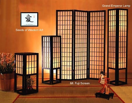 Shoji Screens at Haiku Designs