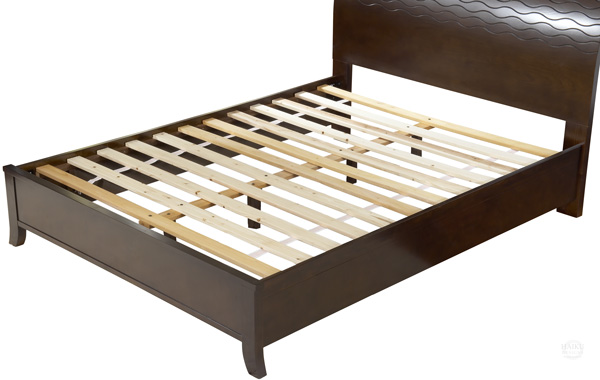 Image of a Platform Bed Slats