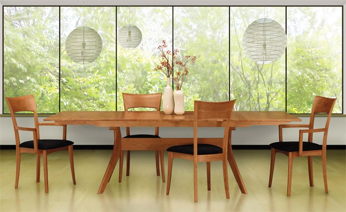 Audrey Dining Room Collection in Solid Cherry Wood