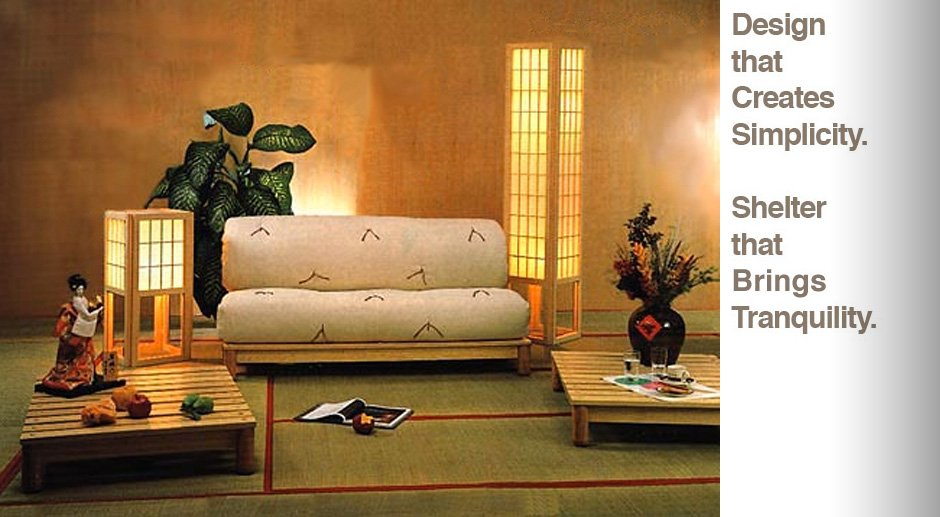 Japanese Style Furniture & Home Decor