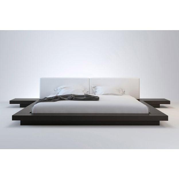 Arata Floating Platform Bed